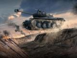 WoT Blitz. M 41 90 mm Беспощадный