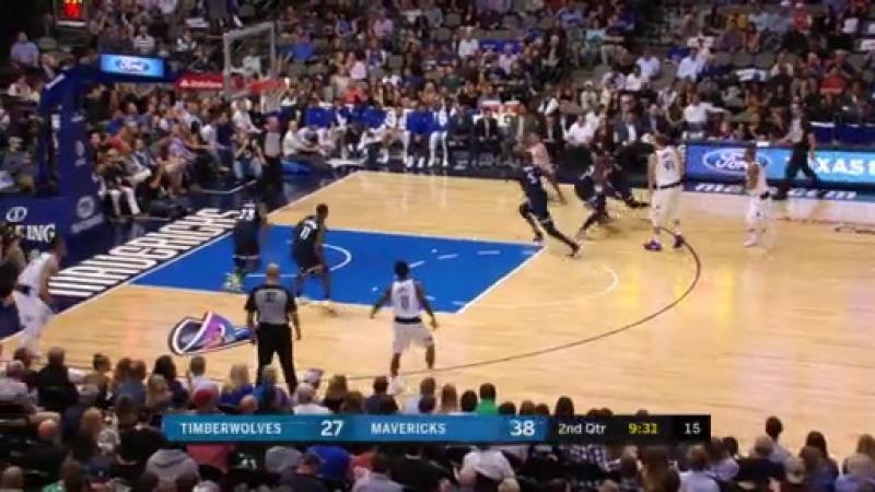 Minnesota vs Dallas , NBA / 17.11.17