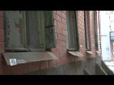 В Курске, наконец, привели в порядок рухнувшую стену дома на улице Павлова