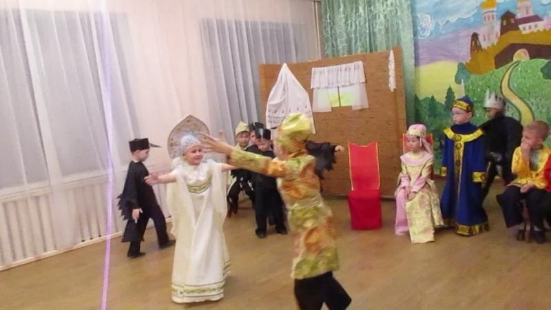 MVI_7891Мюзикл Царевна-лягушка в БДОУ г. Омска Детский сад №1