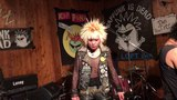 The Tits - live 2017 #1 kappunk Tokyo Japan Hardcore Punk