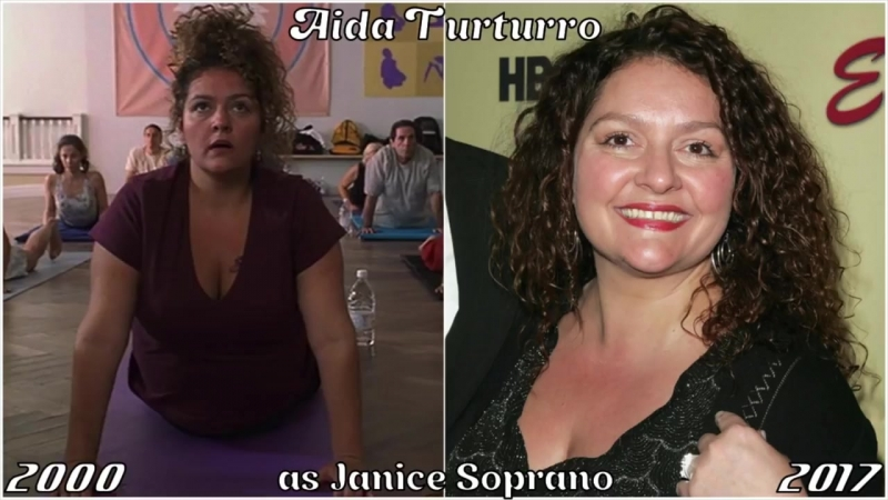 THE SOPRANOS THEN AND NOW, BEFORE AND AFTER 2017