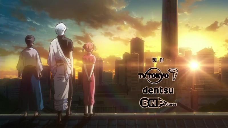 Гинтама ТВ-4 [ Опенинг 2 ] | Gintama TV-4 [ Opening 2 ]