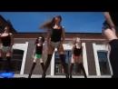 Клип, танцы и тачки