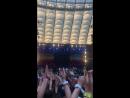 Tove Lo. Coldplay concert. Warsaw