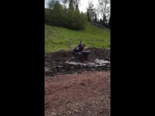 Танки грязи не боятся )