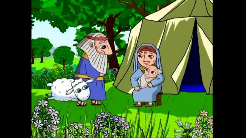 Призвание АВРААМА. (Истории Ветхого Завета)