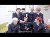 [Rus Sub] [Рус Саб][BANGTAN BOMB] BTS with Special MC Jin @2017 KBS 가요대축제
