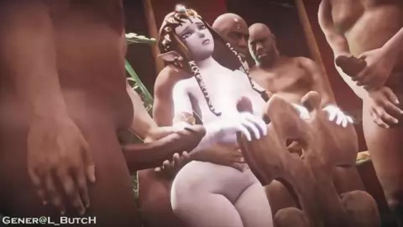 Порнофильм по мотивам яма