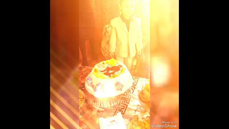 День Рождения Давида 4 года 😍👑😘❤💋💎😚🔥😇