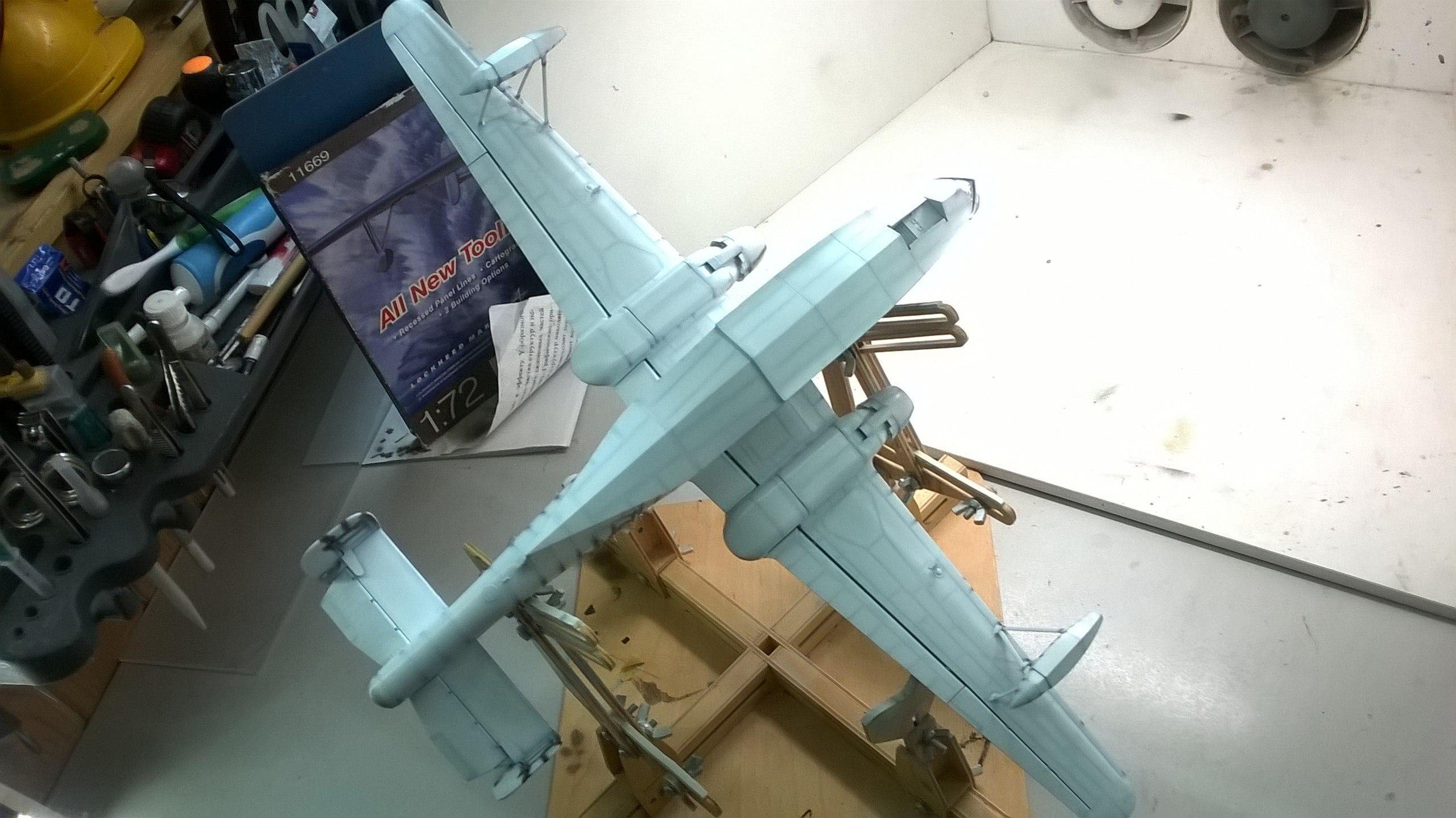 PBM-5 A MARINER 1/72 (MINICRAFT) TQ-m-2-iBOc