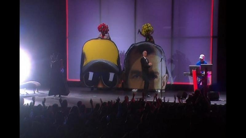 Pet Shop Boys - Always On My Mind [Cubism 2007]
