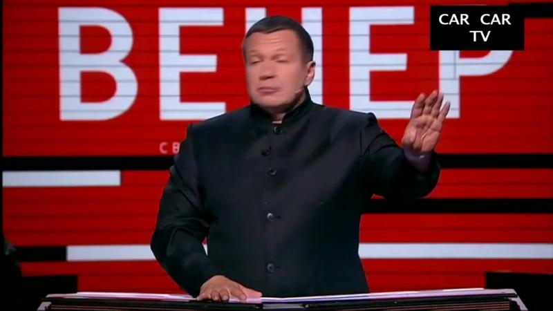 Испанец: о передаче «Воскресный вечер»