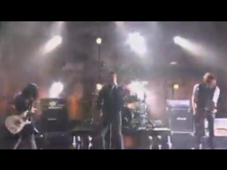 SKILLET RISE LIVE AT CONAN O'BREIN 2013 240p mp4