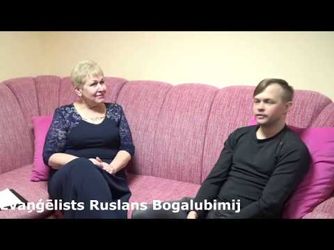 Интервью у Руслана Боголюбивого (Украина Черновцы)