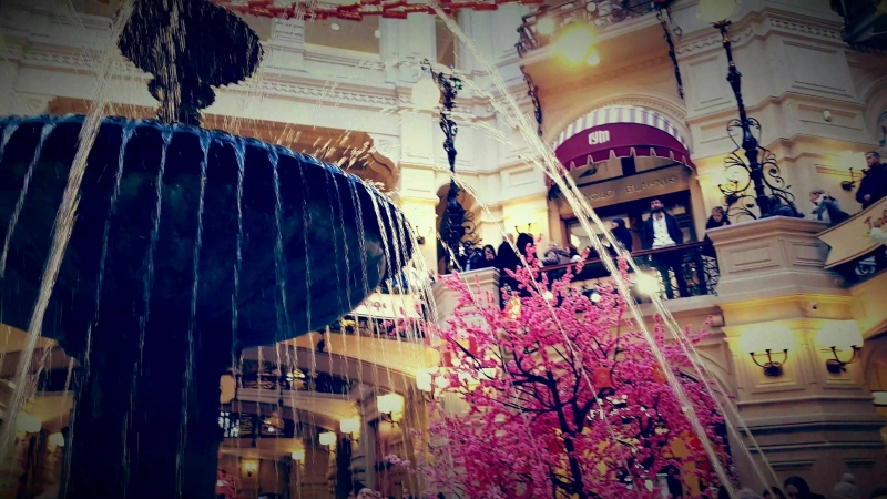 Китайский Новый год в ГУМе mp4
