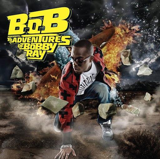 B.o.B альбом B.o.B Presents: The Adventures of Bobby Ray