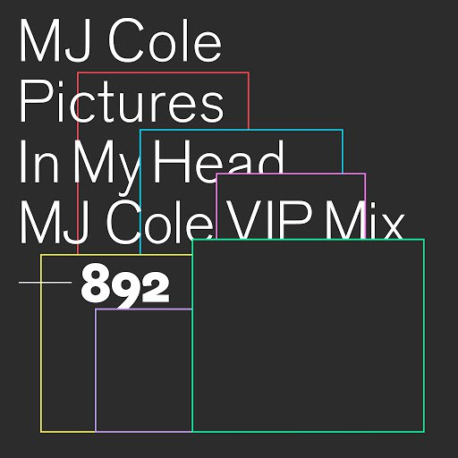 Mj Cole альбом Pictures In My Head (MJ Cole VIP Mix)