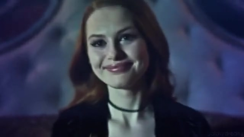 Riverdale   Cheryl Blossom vine