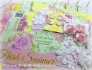Видео обзор бумаги Fresh Summer от Lemoncraft