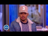Chance The Rapper On LeBron James' Home Vandalized, Activism &amp More  The View