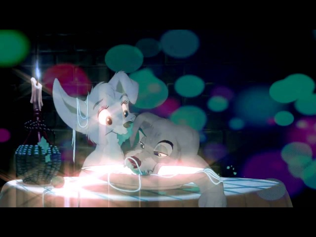 Lady and the Tramp 2 ~Scamp and Angel music video