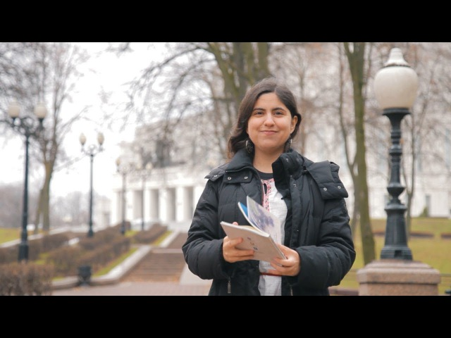 Даследчыца Эспіноса Руіс: беларуская мова стала для мяне роднаю   Wartości Biełsatu: język