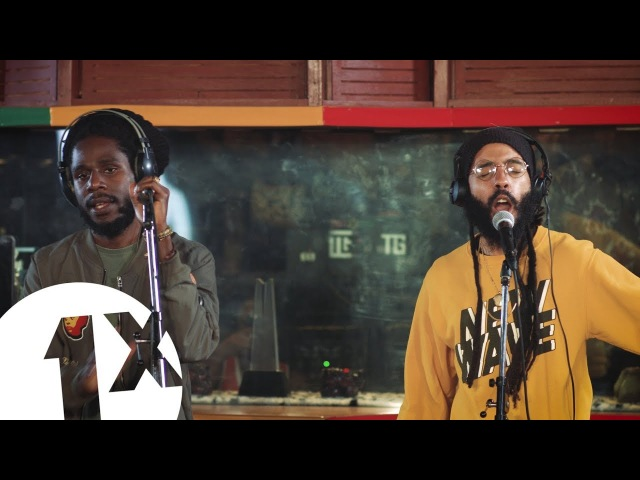 1Xtra in Jamaica - Chronixx Protoje - Who Knows