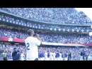 Dodgers National Anthem Eric Bellinger WuWednesdays Part 3