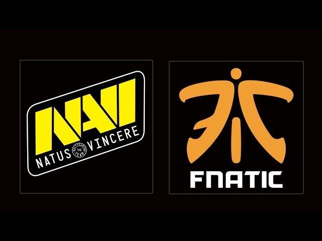 Navi vs Fnatic - GESC E-Series: Jakarta - Quarter Final GAME3