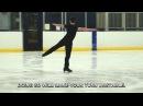 10. Preliminary 4 Alternating Forward 3 Turns Ice Dancer Oleg