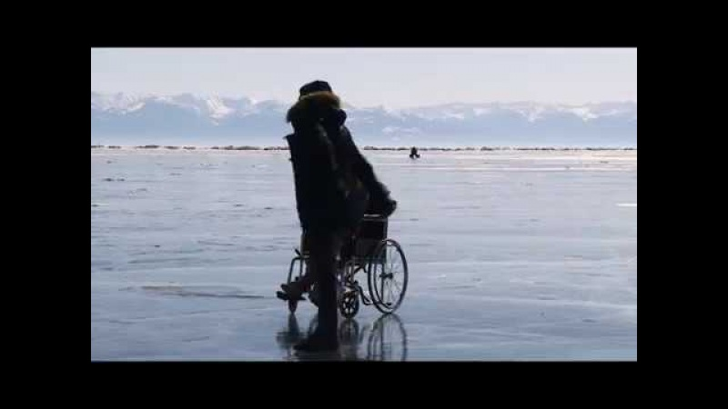 фильм Лёд снимали на Байкале, г. Иркутск
