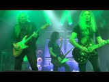 SAXON with Fast Eddie Clarke Ace Of Spades Notts Rock City 9th Nov 2016