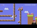 Super Mario Maker опыты с записью