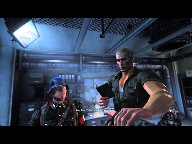 Wolfenstein: The Old Blood - 'Hot Dog' scene