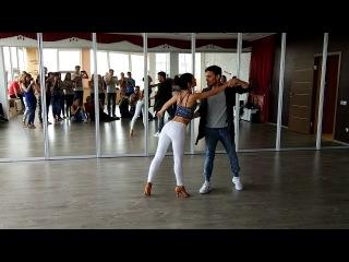 Bachata. Dima and Dilara