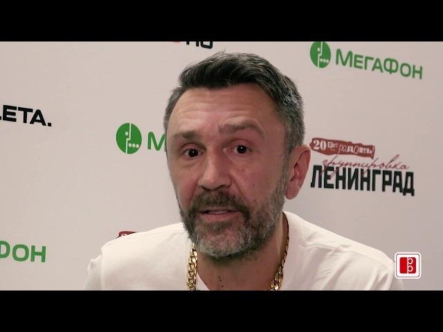Сергей Шнуров про то, кому на Руси хорошо
