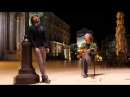 Kings of Convenience - Una Ragazza in Due I Giganti cover live @ Piazza Duomo Siracusa,Italy