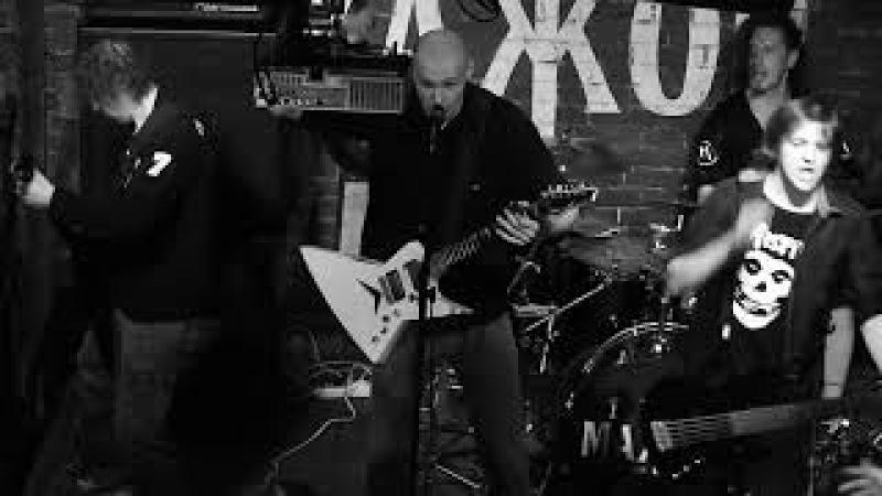 DSL - Creeping Death (Metallica Tribute, Бар Мажор, Калуга, 210118)