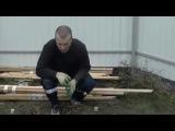 Простые советы по БЫСТРОЙ и ПРОСТОЙ установке деревянной опалубки. Часть 1- вбиваем колья.