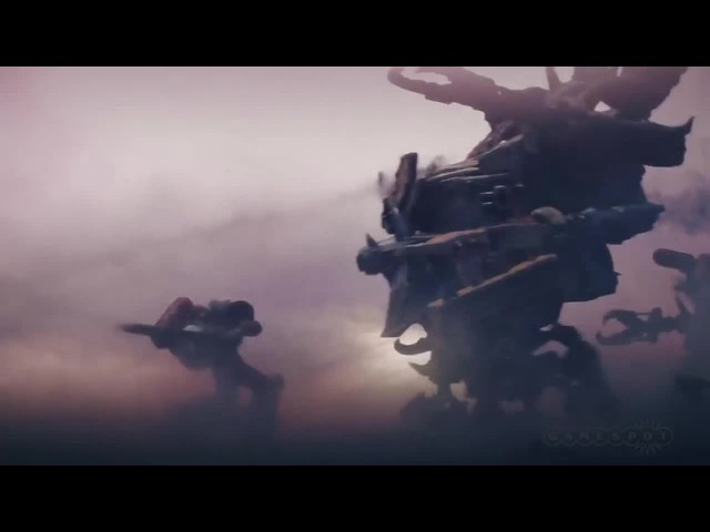 What Nothing Lullaby for Loyal Whores Warhammer 40 000 Dawn of War III Announcement Trailer
