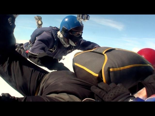 Курс АФФ 1 (AFF 1). Обучение прыжкам с парашютом на аэродроме Киржач.