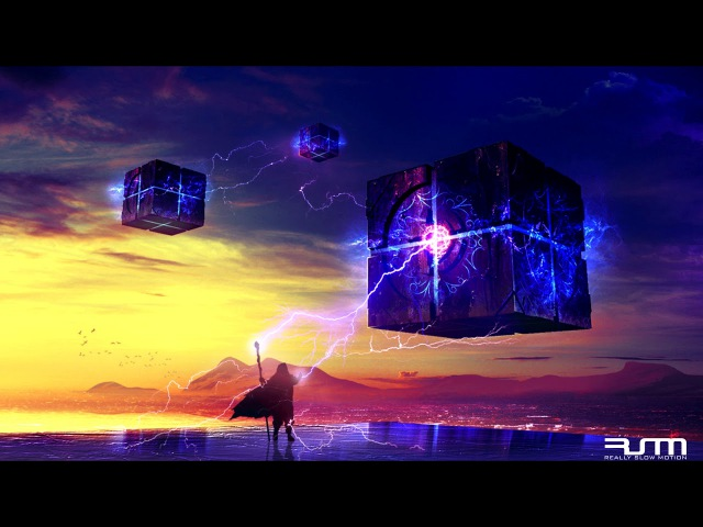 Really Slow Motion Instrumental Core - Unceasing End (Epic Electronic Uplifting)