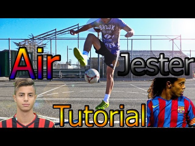 Learn Hachim Mastour Skill - Air Jester Tutorial - Freestyle Friday Episode Twelve by iFootballHD