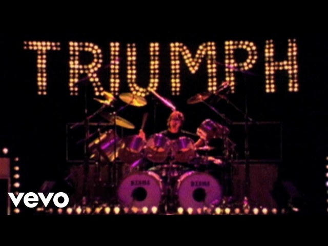 Triumph Lay It On The Line