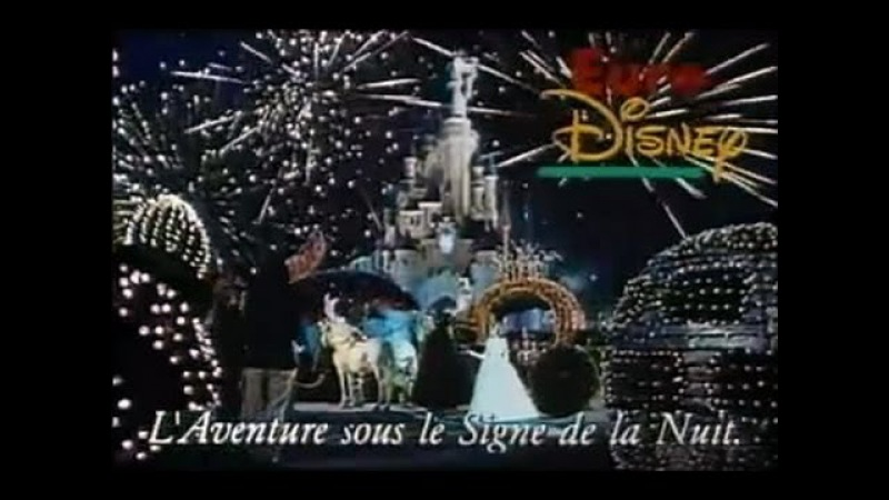 Disneyland Paris - 1992 TV Spot