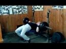 Комаров Дмитрий - тренинг - жим 122,5