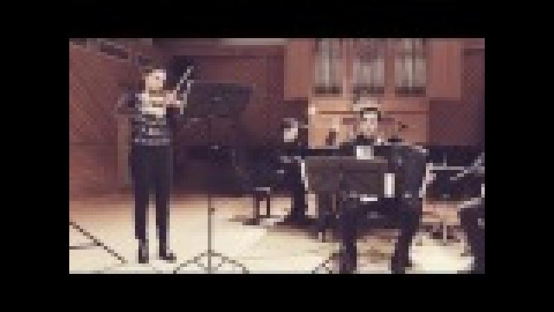 Primavera Portena - Astor Piazzolla - Groovin' Tango Quintett
