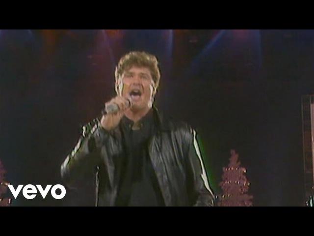 David Hasselhoff - Looking For Freedom (Ein Kessel Buntes 22.12.1990) (VOD)