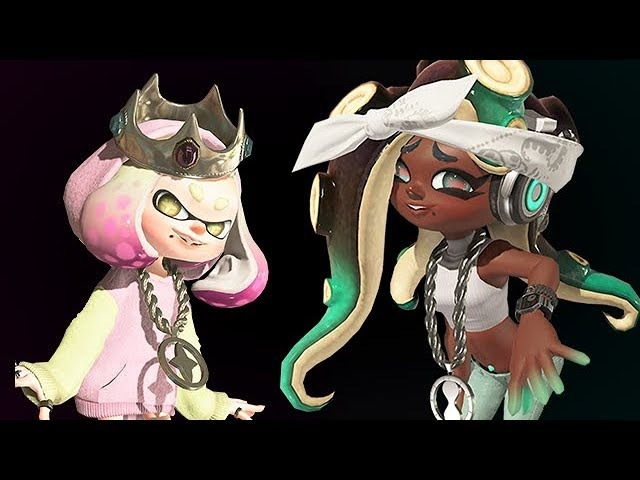 Splatoon 2 NEW SONG by Off The Hook - Nasty Majesty (Octo Expansion Trailer)